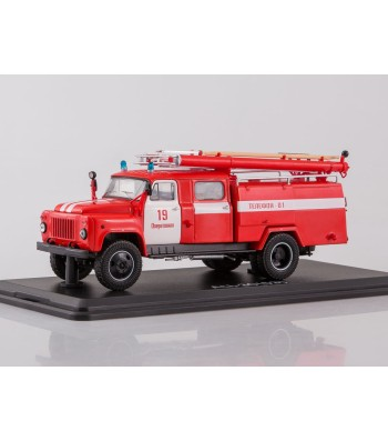 Fire Truck AC-30 (53-12)-106V, Fire unit No.19