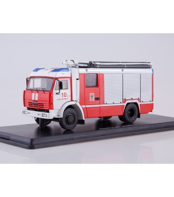 Fire Engine AC-3,2-40 (KAMAZ-43253), Saint Petersburg