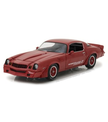 1981 Chevrolet Z28 Yenko Turbo Z - Red