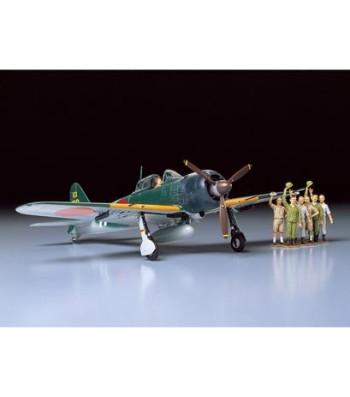 1:48 A6M5c Type 52 Zero Fighter - 7 figures