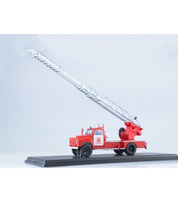 Turntable Ladder Fire Truck AL-18 (GAZ-52), Tumbotino