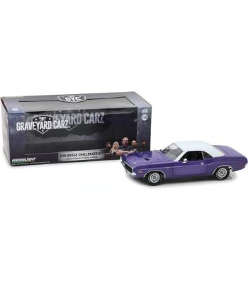 "Graveyard Carz (2012-Current TV Series) - 1970 Dodge Challenger R/T (Season 5 - ""Chally vs. Chally"")"