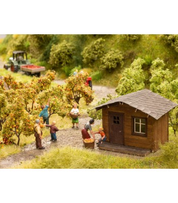 Apple Harvest – NOCH H0 Mini Deco Box