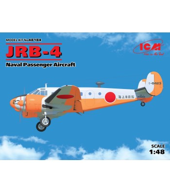 1:48 JRB-4, Naval Passenger Aircraft
