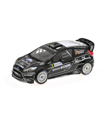 FORD FIESTA RS  WRC - FORD ABU DHABI - LATVALA/ANTTILA - RALLY DE FRANCE ALSACE 2011