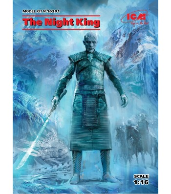 1:16 Night King (100% new molds) - Game of Thrones figure