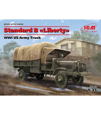 "1:35 Standard B ""Liberty"", WWI US Army Truck (100% new molds)"