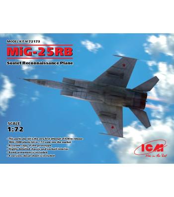1:72 MiG-25 RB, Soviet Reconnaissance Plane