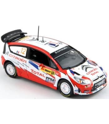 Citroеn C4 WRC Rallye d'Australie 2009 - Ogier / Ingrassia