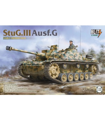 1:35 StuG.III Ausf.G Early Production