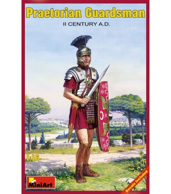 1:16 Praetorian Guardsman. II century A.D.