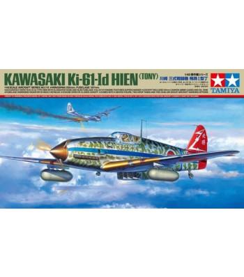1:48 Kawasaki Ki-61-Id Hien - 1 figure