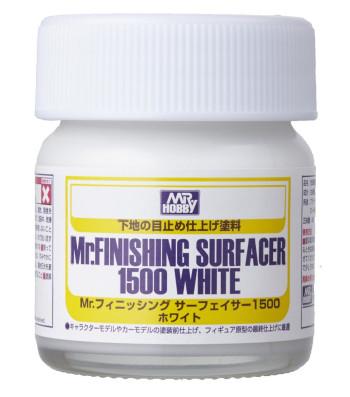 SF-291 Mr. Finishing Surfacer 1500 White - 40ml