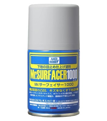 B-505 Mr. Surfacer 1000 Spray (100 ml)