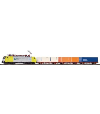 Starter set container train BR 189 + 3 container wagons FS