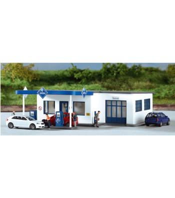 ARAL Gasoline Station