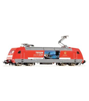 "Electric locomotive series 101 ""Tessin"" of the DB AG, epoch VI"