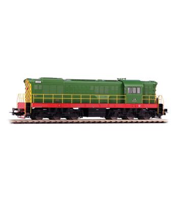 Diesel Loco series T669 of the CD, epoch V