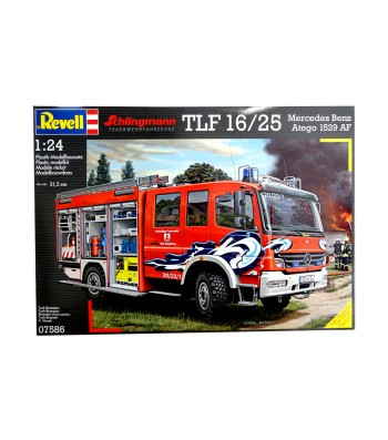 1:24 Schlingmann TLF 16/25 Fire Truck