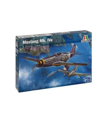 1:48 MUSTANG Mk. IVa(P-51D)