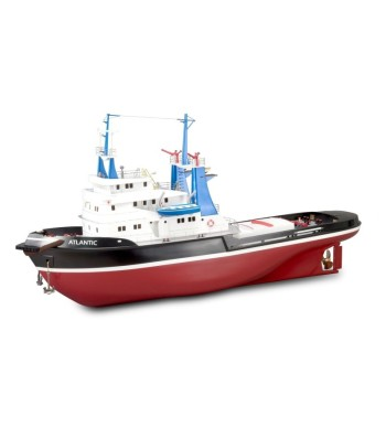 Tugboat ATLANTIC with ABS Hull 103 cm - Wooden Model Ship Kit