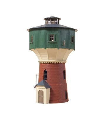 Water tower H0 (72 x 67 x 175 mm)