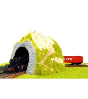 Single Track Tunnel
