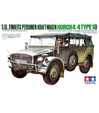 1:35 Ger. HORCH TYPE 1A