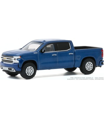 All-Terrain Series 10 - 2020 Chevrolet Silverado High Country - North Sky Blue Metallic Solid Pack