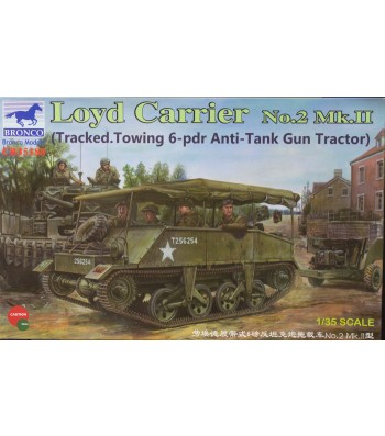 1:35 Loyd Carrier No. 2 Mk. II