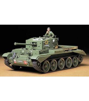 1:35 British Cruiser Tank Mk.VIII A27M Cromwell Mk.IV