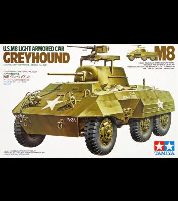 1:35 U.S. M8 Light Armored Car Greyhound