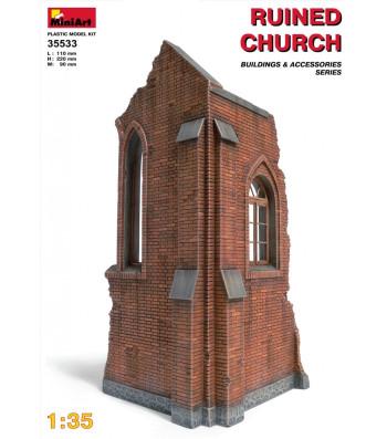 1:35 Church Ruin