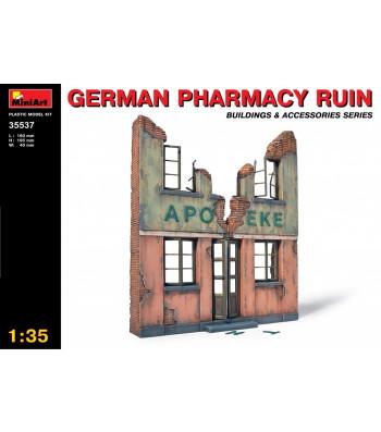 1:35 German Pharmacy Ruin