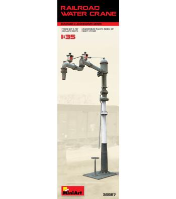 1:35 Railroad Water Crane