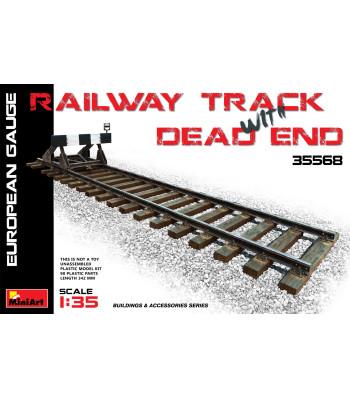 1:35 Track & Dead End (European Gauge)