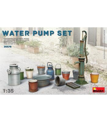 1:35 Water Pump Set