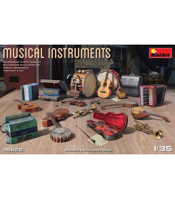 1:35 Musical Instruments
