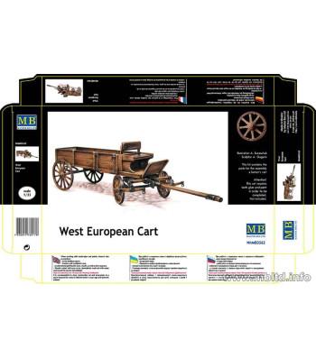 1:35 West European Cart