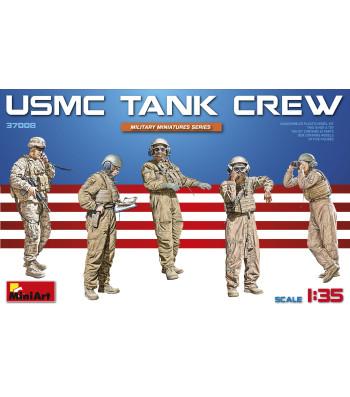 1:35 USMC Tank Crew - 5 figures