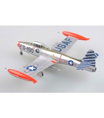 1:72 F-84E 49-2105, was assigned to the 22nd Fighter Bomber Squadron of the 36th FBG. Furstenfelbruck Air base, Germany