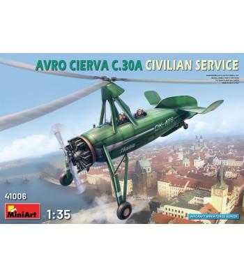 1:35 Avro Cierva C.30A Civilian Service
