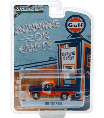 1971 Ford F-100 - Gulf Oil Solid Pack - Running on Empty Series 7