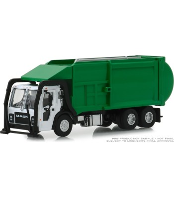 2019 Mack LR Refuse Truck Solid Pack - S.D. Trucks Series 6