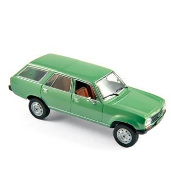 Peugeot 504 Break Dangel 1980 - Green Metallic