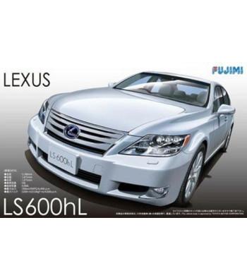 1:24 ID7 Lexus LS600hL 2010 Model - ID Car (inch up series)