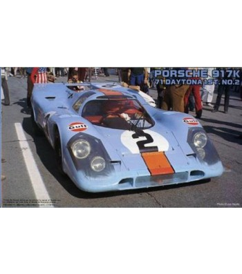 1:24 HR9 Porsche 917K '71 Daytona Winner Car - Historic Racing Car Series