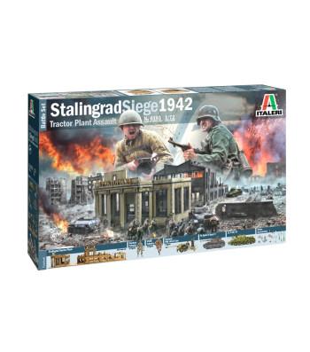 1:72 Battleset: WWII STALINGRAD FACTORY