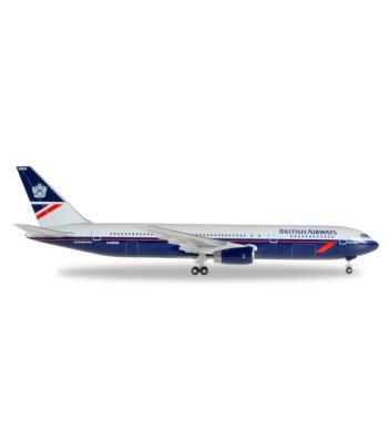 British Airways Boeing 767-300 Landor Colors