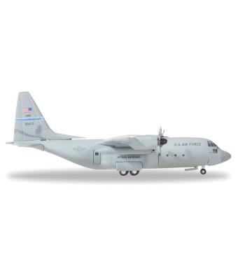 "U.S. AIR FORCE LOCKHEED C-130H HERCULES - NEVADA AIR NATIONAL GUARD, 192ND AIRLIFT SQD ""HIGH ROLLERS"", RENO AIR BASE - 79-0475"